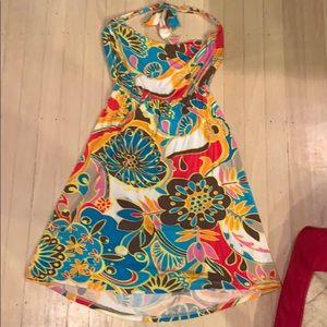 Trina Turk S halter dress